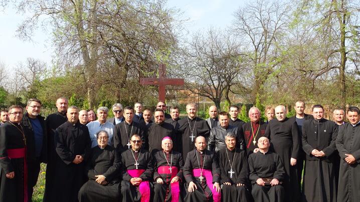 Exerciții spirituale 2019 cu clerul Eparhiei de Lugoj, seria a II-a