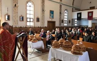 """Exerciții spirituale în Parohia """"Adormirea Maicii Domnului"""" din Târgu Mureș"""