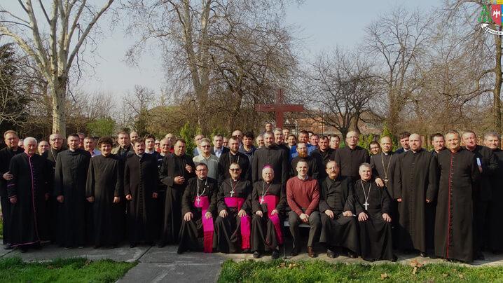 Exerciții spirituale pentru preoții din Eparhia de Lugoj – ediția 2019