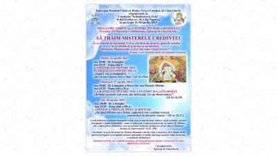 Invitația PS Florentin în apropierea sărbătorii Învierii Domnului: Să trăim Misterele credinței