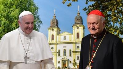 Lansarea site-ului oficial pentru vizita Sfântului Părinte la Blaj