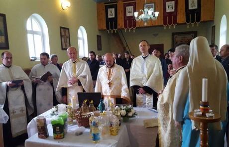 100 de ani de rugăciune și tradiție în Parohia Velț, în Duminica Tomii