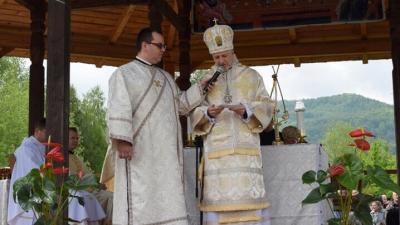 Cuvântul Episcopului de Cluj-Gherla – Pelerinajul la Cimitirul Săracilor din Sighet, rugăciune și memorie vie a Episcopilor martiri pentru credință