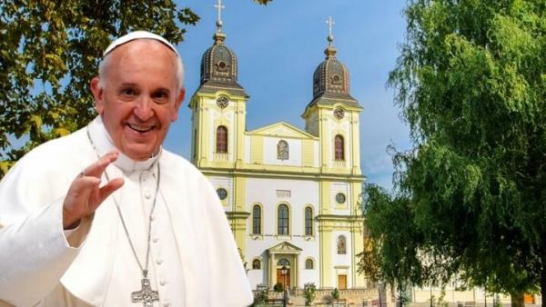 Ediție specială pentru vizita Papei Francisc la Blaj, în direct la Digi24