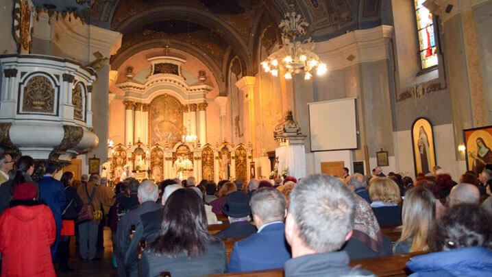 Învierea Domnului – sărbătoare a credinței reînnoite și în Catedrala greco-catolică clujeană