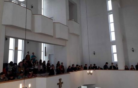 Olimpiada de religie catolică la Alba Iulia faza națională