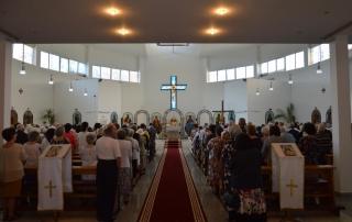 """Sărbătoarea hramului parohiei """"Sfântul Petru"""" din Brașov"""