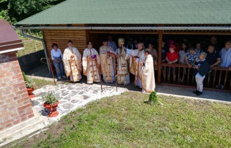 Tradiționalul pelerinaj la Sanctuarul Fecioarei Săracilor de la Cărbunari