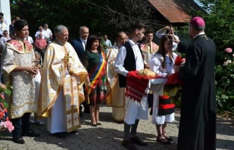 Vizite pastorale de Sărbătoarea Rusaliilor