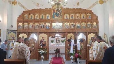 Zi dedicată Fericitului Episcop Martir Alexandru Rusu la Șăulia de Câmpie