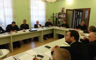 Întâlnirea Consiliului preoțesc al Arhieparhiei de Alba Iulia și Făgăraș