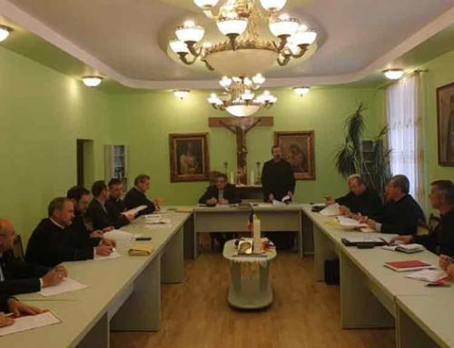Întâlnirea Părinților Protopopi ai Arhieparhiei de Alba Iulia și Făgăraș
