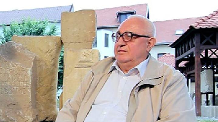 Omagiu Prof. dr. Nicolae Gudea, arheolog şi istoric de prestigiu, cavaler al Bisericii Catolice