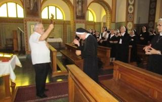 Ordinul internaţional al Surorilor Sfântului Vasile cel Mare va fi condus, în următorii 6 ani, de o soră din România