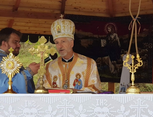Adormirea Maicii Domnului la Nicula – Sfânta Liturghie arhierească