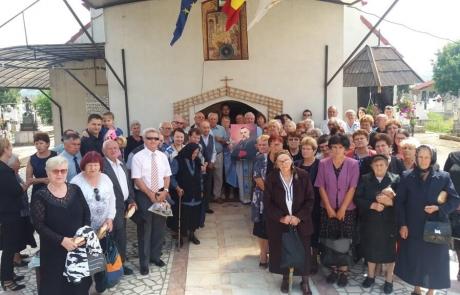 Fericitul Episcop martir Ioan Bălan omagiat la Teiuș