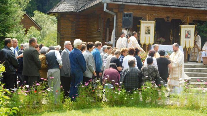 Schitul Sfânta Cruce Stânceni – Jubileul de argint