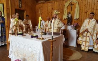 Tradiționalul pelerinaj la Sanctuarul Arhiepiscopal Major de la Cărbunari