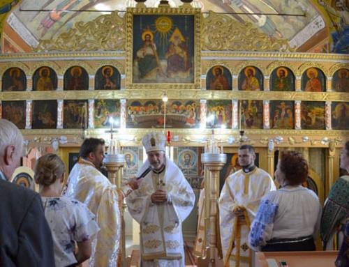 Vizita Preasfinţiei Sale Florentin în parohia Turda Poiana