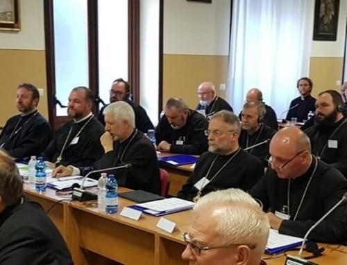 Întâlnirea Episcopilor Catolici Orientali din Europa