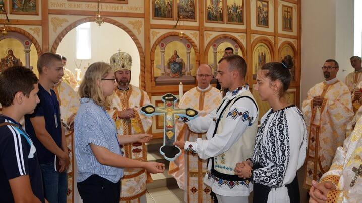 Întâlnirea tinerilor și copiilor din Arhieparhia de Alba Iulia și Făgăraș
