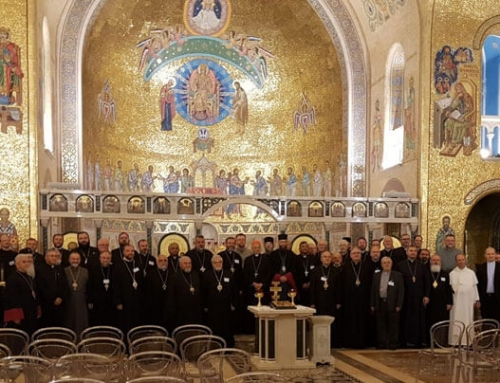 Preasfinția Sa Florentin despre audiența la Papa Francisc la încheierea Întâlnirii anuale a Episcopilor Orientali Catolici din Europa