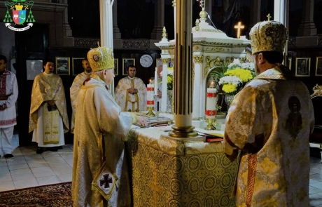 PS Alexandru Mesian la 25 de ani de la consacrarea ca episcop