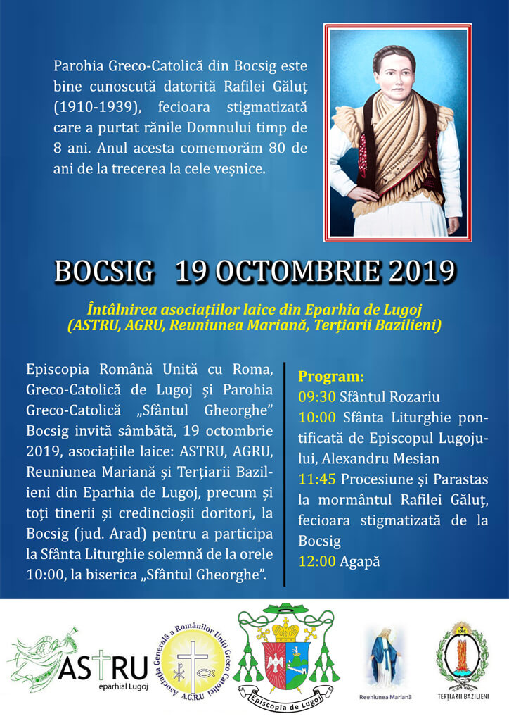 Întâlnirea asociațiilor laice din Eparhia de Lugoj
