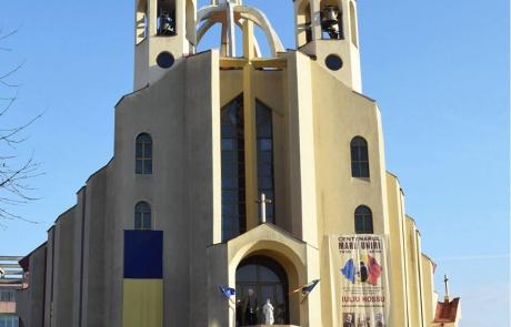 Biserica greco-catolică Sf. Iosif, Gherla