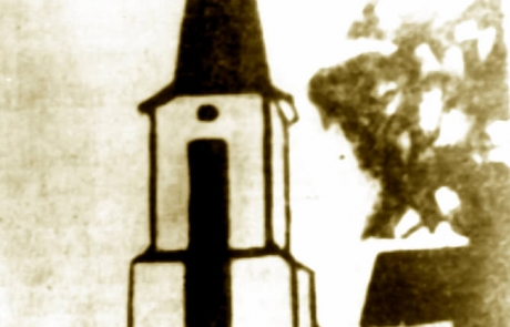 Prima Catedrală a Eparhiei de Gherla - biserica din Candia