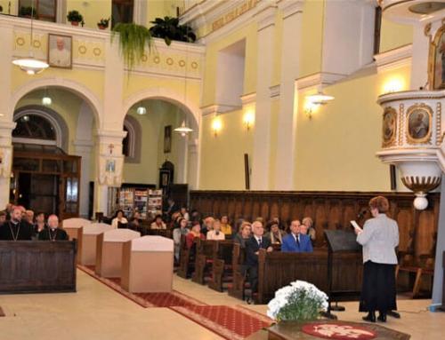 Comemorarea victimelor din perioada prigoanei Bisericii Române Unite cu Roma, Greco-Catolică