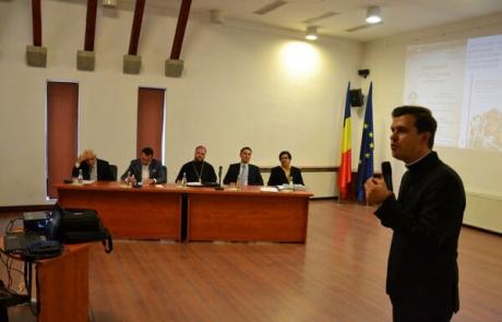 """Cristian Bădiliță la Baia Mare: """"Corifeii Școlii Ardelene au lansat, acum 320 de ani, proiectul de țară pentru România. Noi trebuie doar să-l aplicăm!"""""""