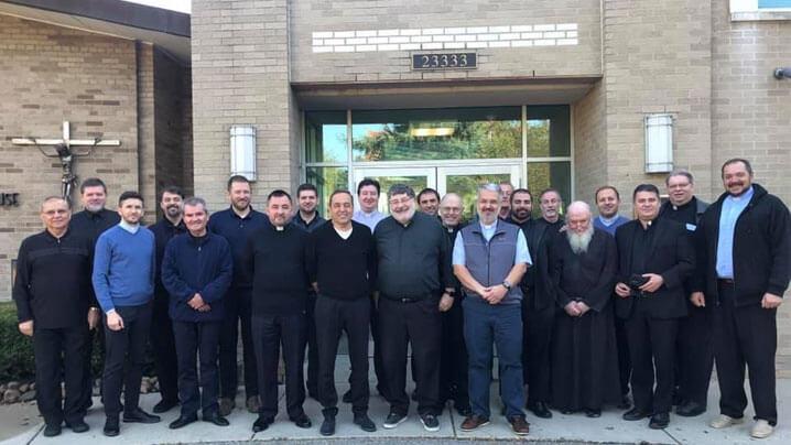 Întâlnirea anuală a clerului greco-catolic din Statele Unite și Canada