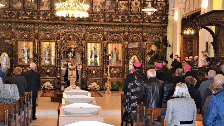Mărturisitorii greco-catolici din perioada comunistă, evocați la Blaj