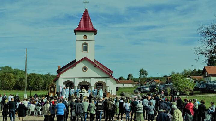 Pelerinajul anual de toamnă la Scăiuş cu deschiderea lunii misionare extraordinare: octombrie 2019