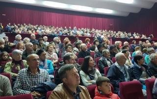 """Avanpremieră a filmului """"Cardinalul"""" de Nicolae Mărgineanu la Dej"""