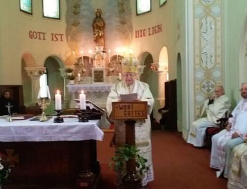 O nouă parohie greco-catolică la Sântana – Comlăuș