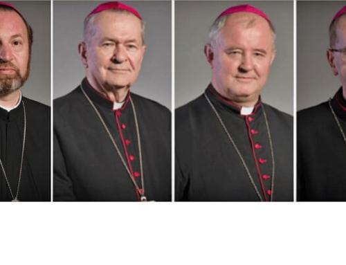 Aniversarea consacrării episcopale a patru ierahi catolici