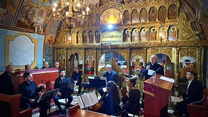 Lăudați pe Domnul! Concert de Crăciun la Teiuș