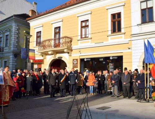 Omagierea Fericitului Iuliu Hossu, de 1 decembrie 2019, la Cluj