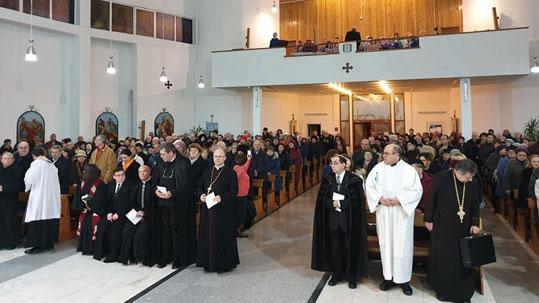 Brașov: Octava de rugăciune pentru unitatea creștinilor