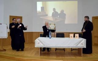 Bucurie și recunoștință la aniversarea celor 100 de ani ai pr. prof. univ. dr. Ioan M. Bota