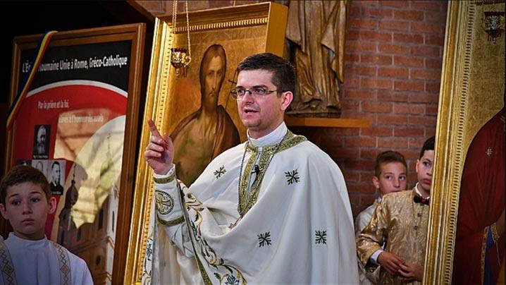 Credincioșii de la Paris despre parohul lor ales episcop