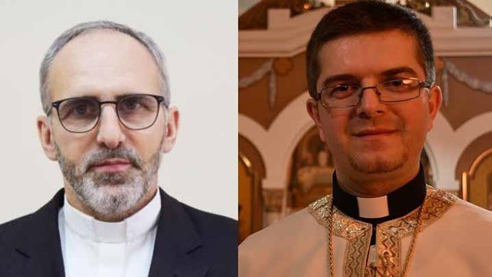 Doi episcopi noi în Biserica Greco-Catolică
