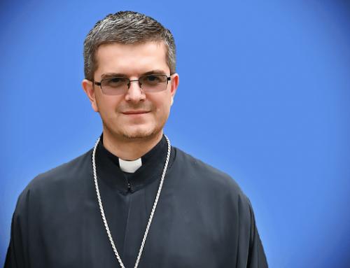 Interviu cu noul Episcop ales, Cristian Dumitru Crișan