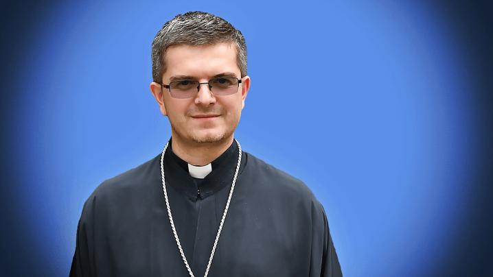 Interviu cu noul Episcop ales Cristian Dumitru Crișan