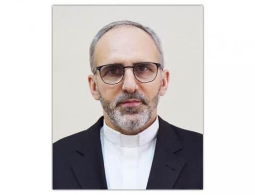 Monseniorul Călin Ioan Bot a fost ales Episcop auxiliar – Episcopia Română Unită cu Roma, Greco-Catolică de Lugoj – Comunicat de presă