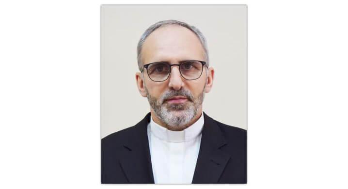 Monseniorul Călin Ioan Bot a fost ales Episcop auxiliar - Episcopia Română Unită cu Roma, Greco-Catolică de Lugoj - Comunicat de presă