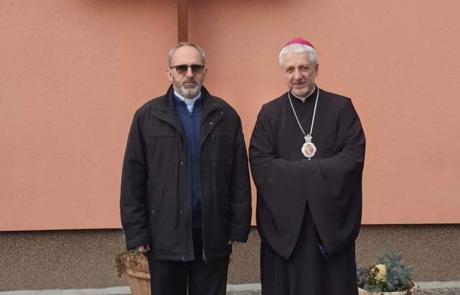 Pr. Călin Ioan Bot este noul Episcop auxiliar de Lugoj