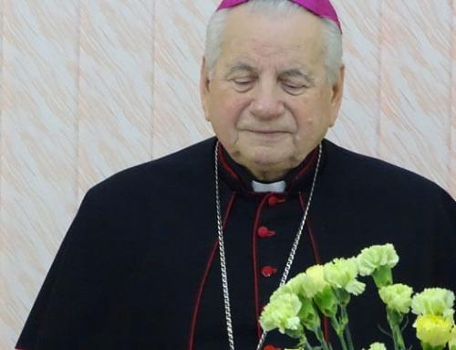 Prea Sfinția Sa Alexandru Mesian a împlinit venerabila vârstă de 83 de ani